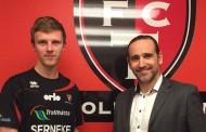 Fredrik blev FCT-spelare ikväll