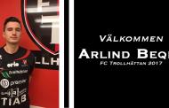 Arlind Beqiri till FC Trollhättan