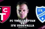 Inför FCT-IFK Uddevalla