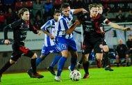 Oavgjort mot IFK Uddevalla