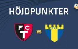TV: Höjdpunkter från FCT - Torns IF