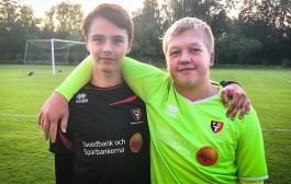 FCT U17 - IK Gauthiod  2-1