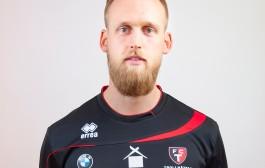 Robin Jansson tillbaka i FCT!