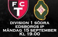 Inför FCT - Skövde AIK