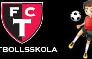 FC Trollhättans fotbollsskola startar imorgon.