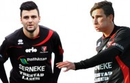 Stanisic och Kasumovic - två av områdets bästa mittbackar