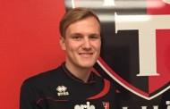 Pontus Johansson förlänger med FCT