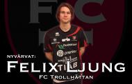 Felix Ljung till FC Trollhättan!