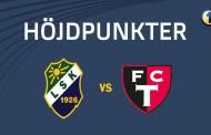 TV: Målen från Ljungskile SK - FC Trollhättan