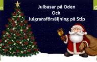 TFKs Julbasar och Julgransförsäljning står för dörren