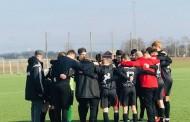 Seger i första matchen för U19