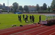 U19 spelade oavgjort i värmen
