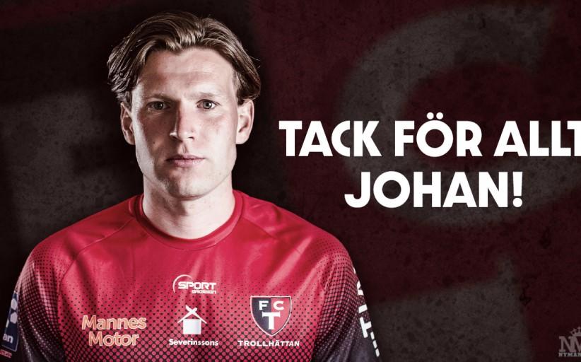 Tack för allt, Johan!
