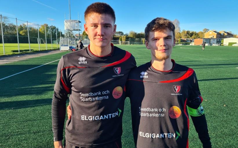 U19 imponerar med två raka segrar