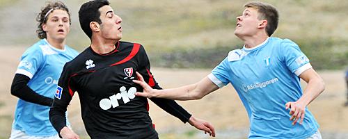 FCT U19-Malmö FF 1-3