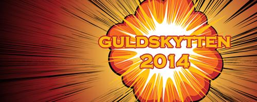 Guldskytten 2014 - Match 1