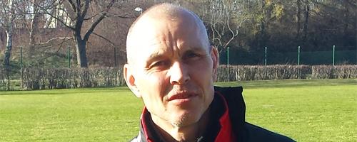 Mikael Källström - ny fystränare i FCT