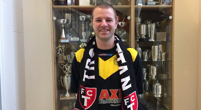 Daniel Nilsson in i FCTs organisation