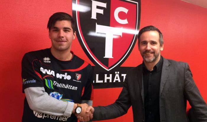 Kenan Mehovic tillbaka i FC Trollhättan