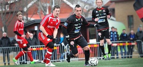 Agon Beqiri - Nr 100 - är tillbaka i FC Trollhättan