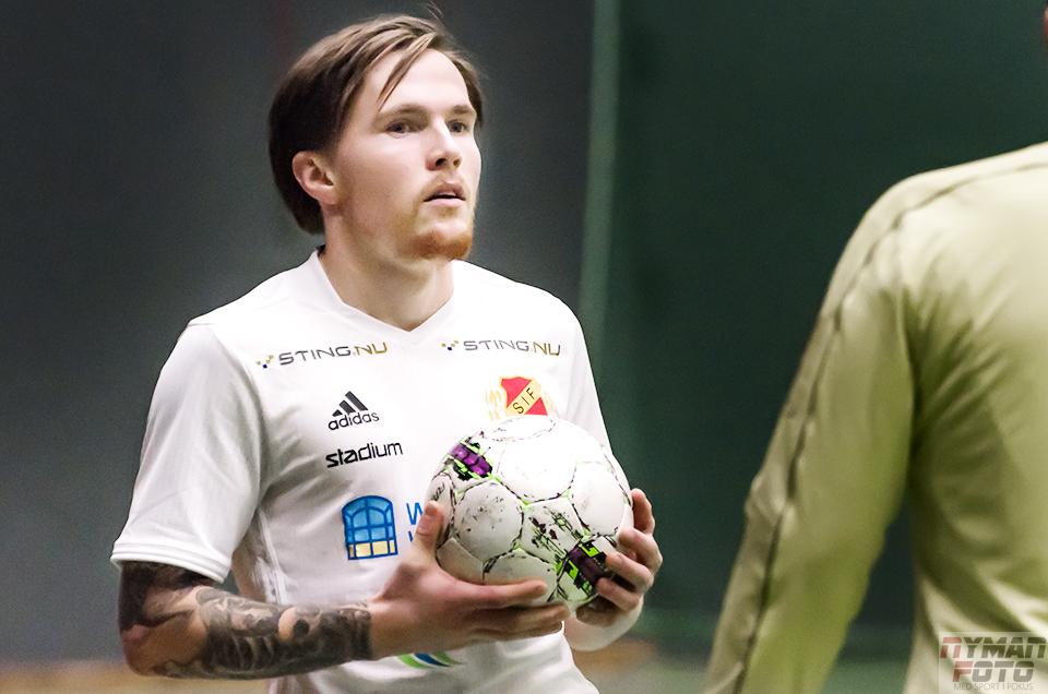 Jonas Emanuelsson från VFK är dagens andra nyförvärv!