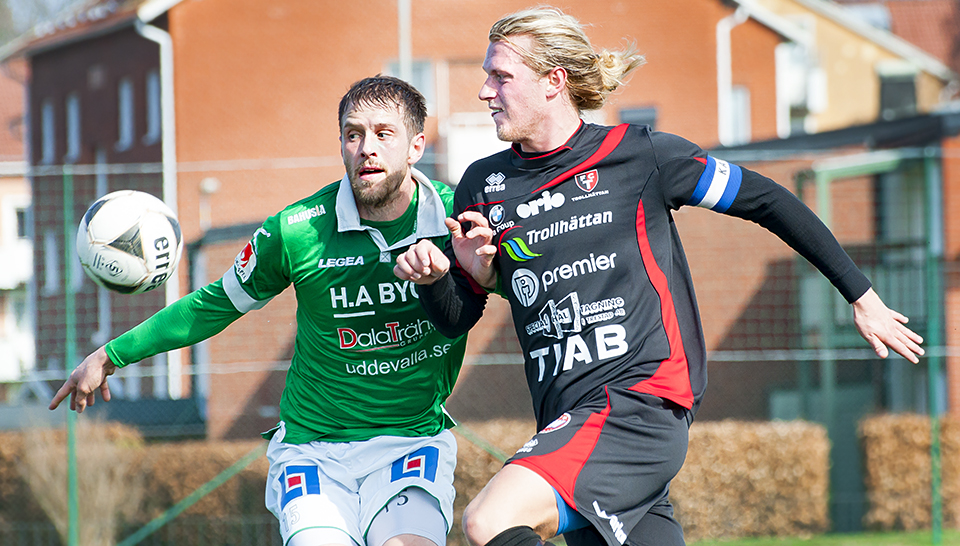 Ljungskile SK-FC Trollhättan 1-1