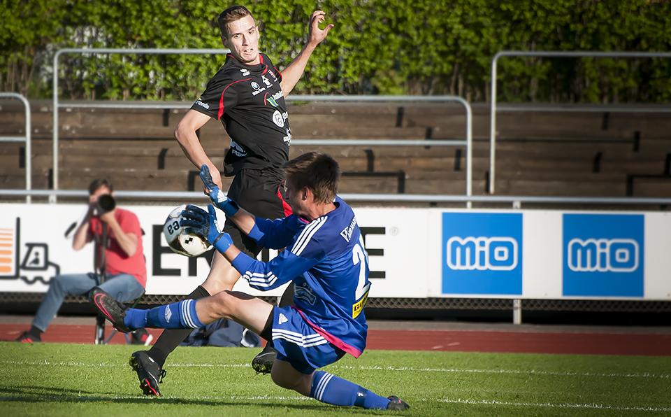 FCT-Lidköping 4-1