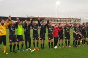 Derbyseger! Vänersborgs FK-FC Trollhättan 2-5