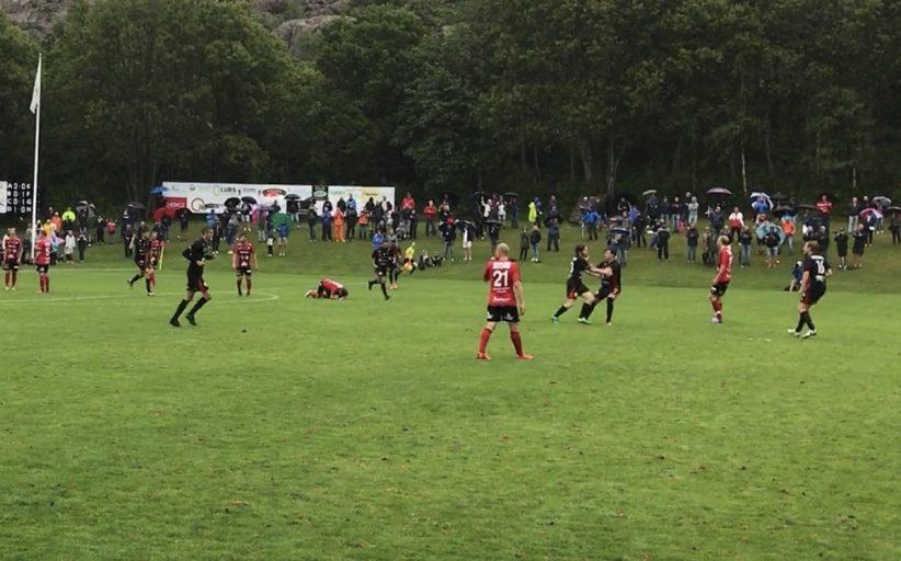 Grebbestad IF - FC Trollhättan 3-2