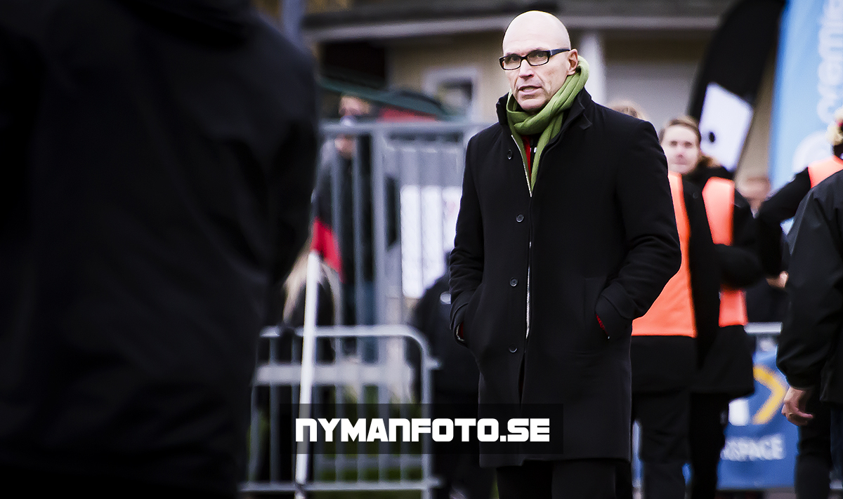 Tor-Arne inför kvalmatchen