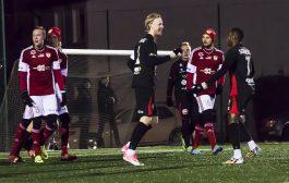 FC Trollhättan-Trollhättans BoIS 1-0