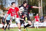 FCT - FBK Karlstad 3-2