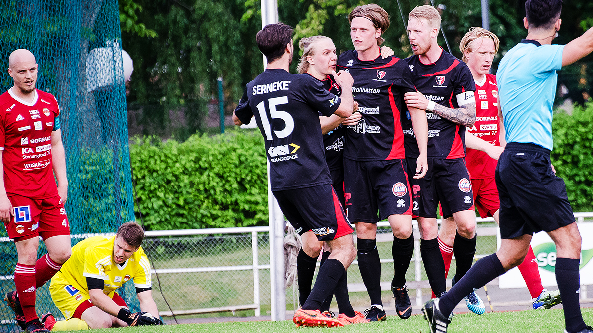 FCT - Stenungsund 3-2
