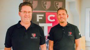 Rickard Nord och Claes Olofsson