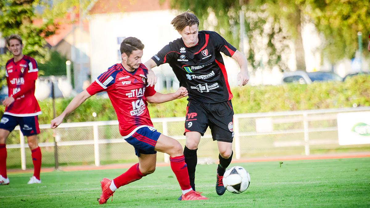 FCT - Vänersborgs IF 1-1