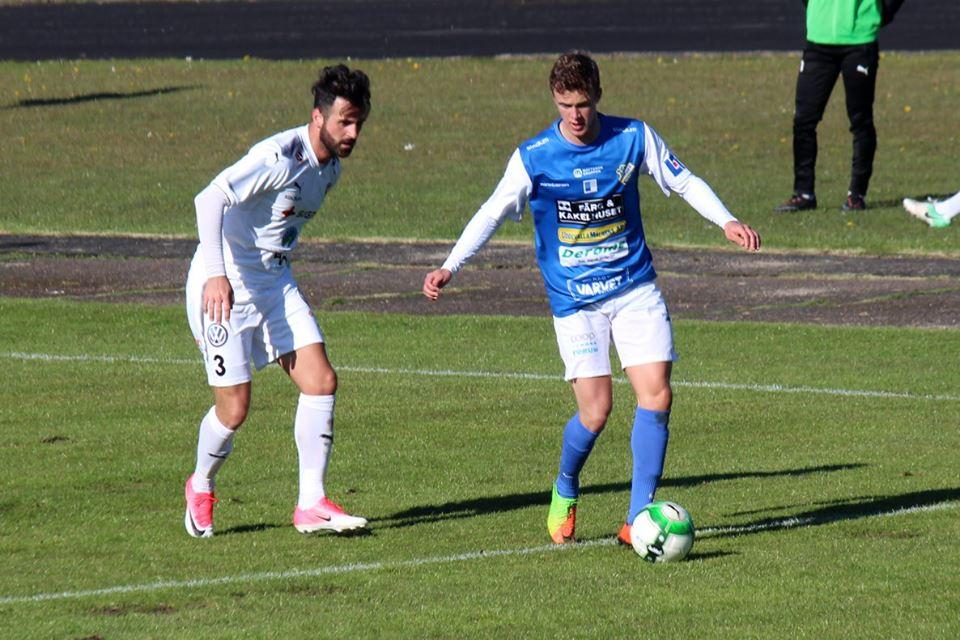 Lär känna vår nye spelare Emil Niklasson!