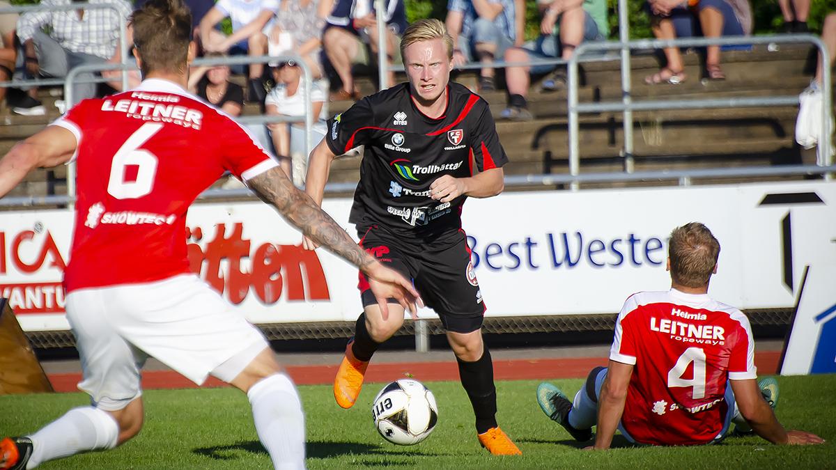 Adam Engelbrektsson kör vidare i FCT