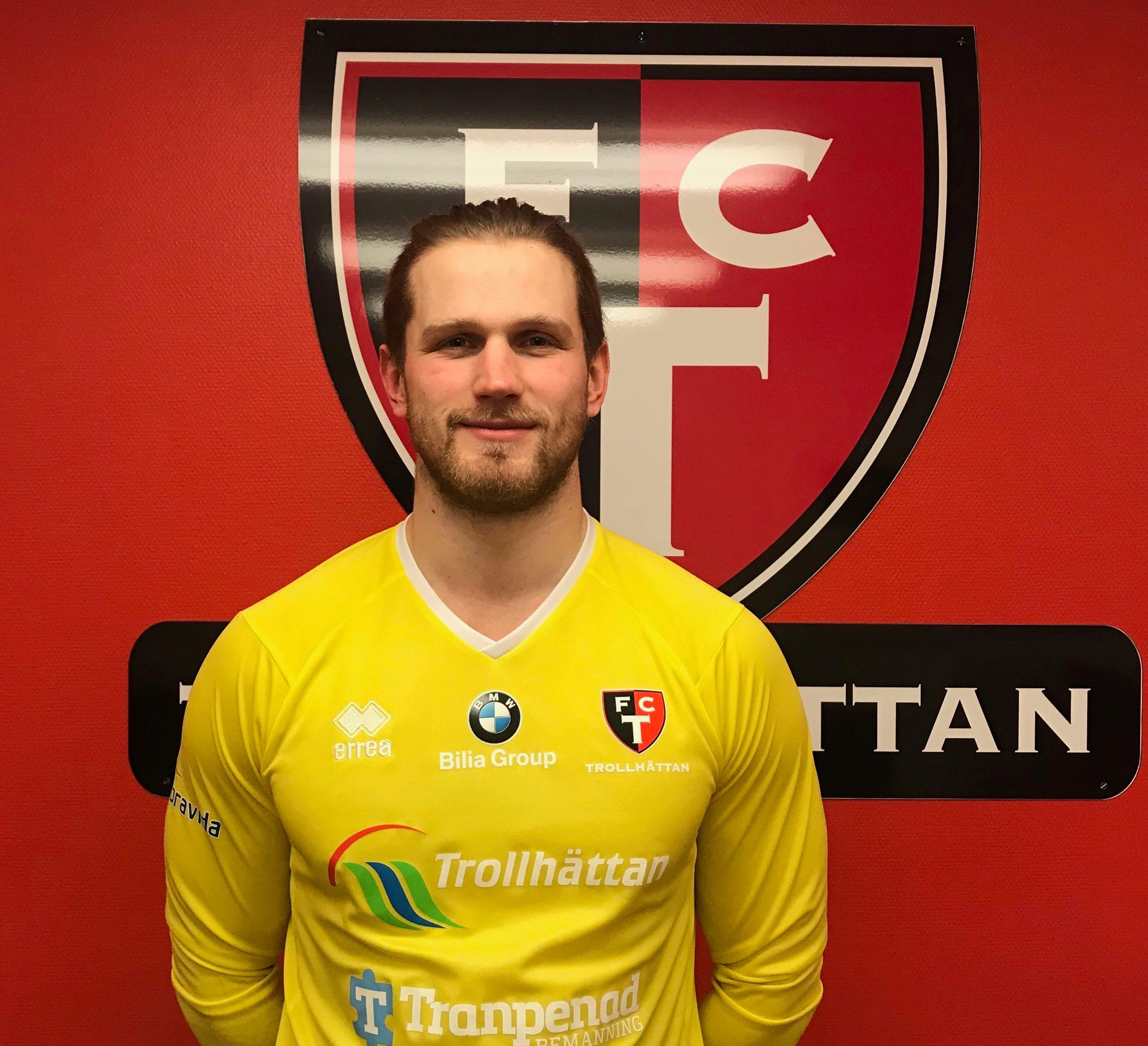 Jimmy Johansson till FC Trollhättan