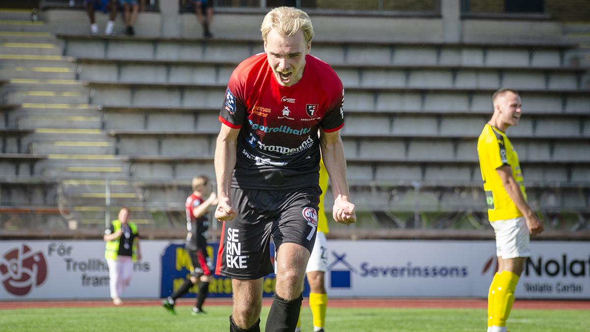 Svårvunnen seger i Karlskrona