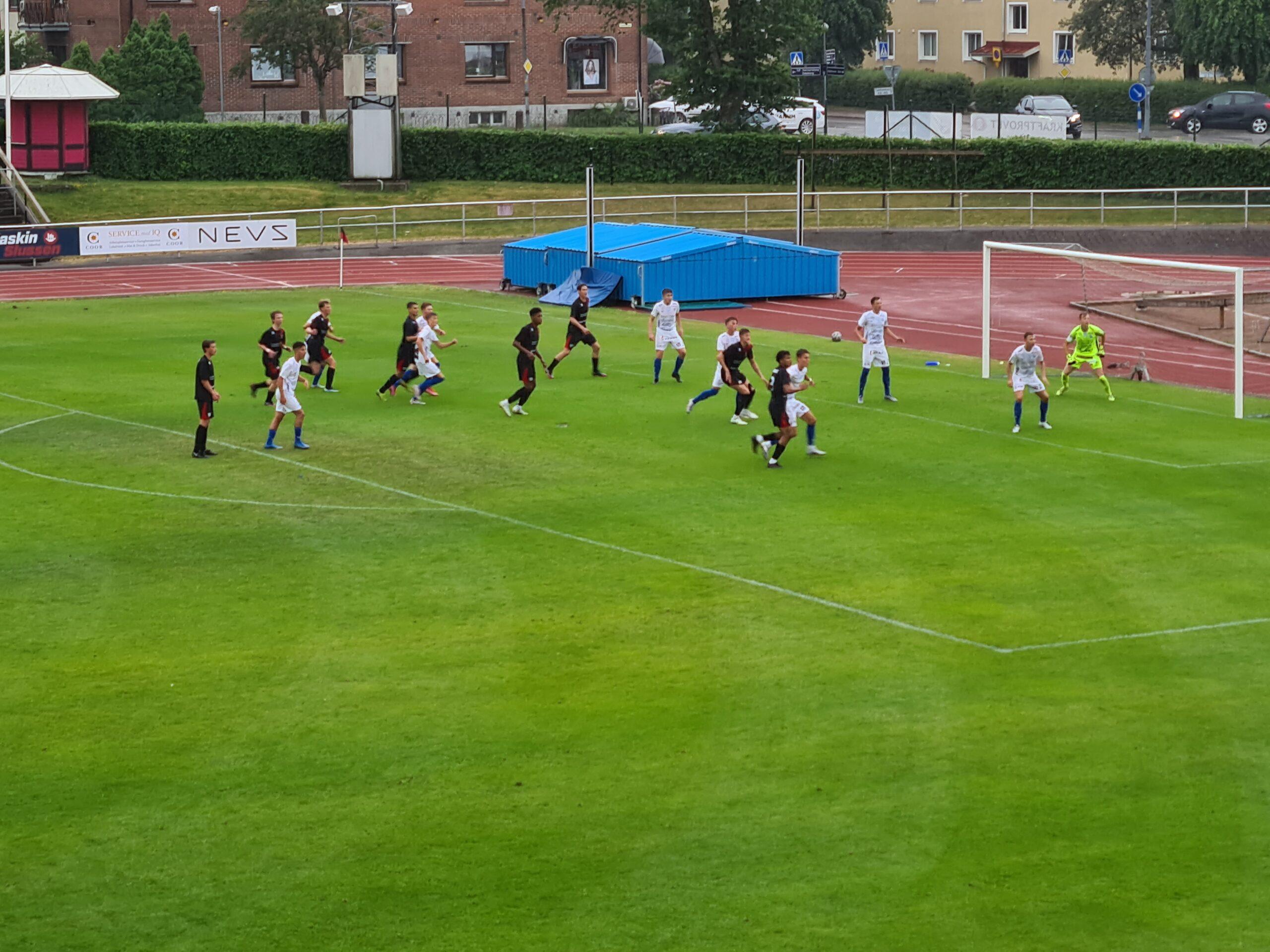 U19 nära poäng mot Norrby